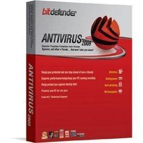 BitDefender SRL Online Store - BitDefender Antivirus 2009(1