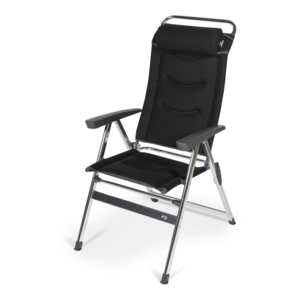 Dometic Quattro Milano Chair - Pro Black