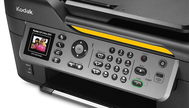 KODAK ESP Office 2170 All-In-One Printer - Inkjet All-in-One