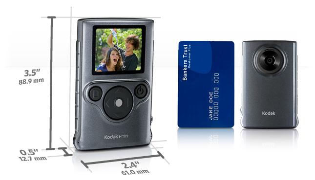 Kodak Mini, amazingly small...