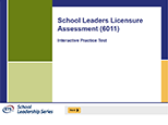 School Leaders Licensure Assessment (6011), 90-Day Subscription