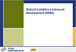 School Leaders Licensure Assessment (6990), 90-Day Subscription