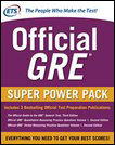 Official GRE® Super Power Pack