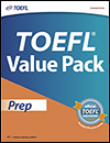 TOEFL® Value Pack Prep