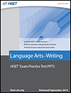 Language Arts–Writing: Practice Test PPT5 eBook