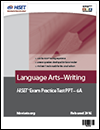 Language Arts–Writing: Practice Test PPT6A eBook