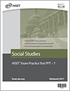 Social Studies: Practice Test PPT7 eBook