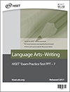 Language Arts–Writing: Practice Test PPT7 eBook