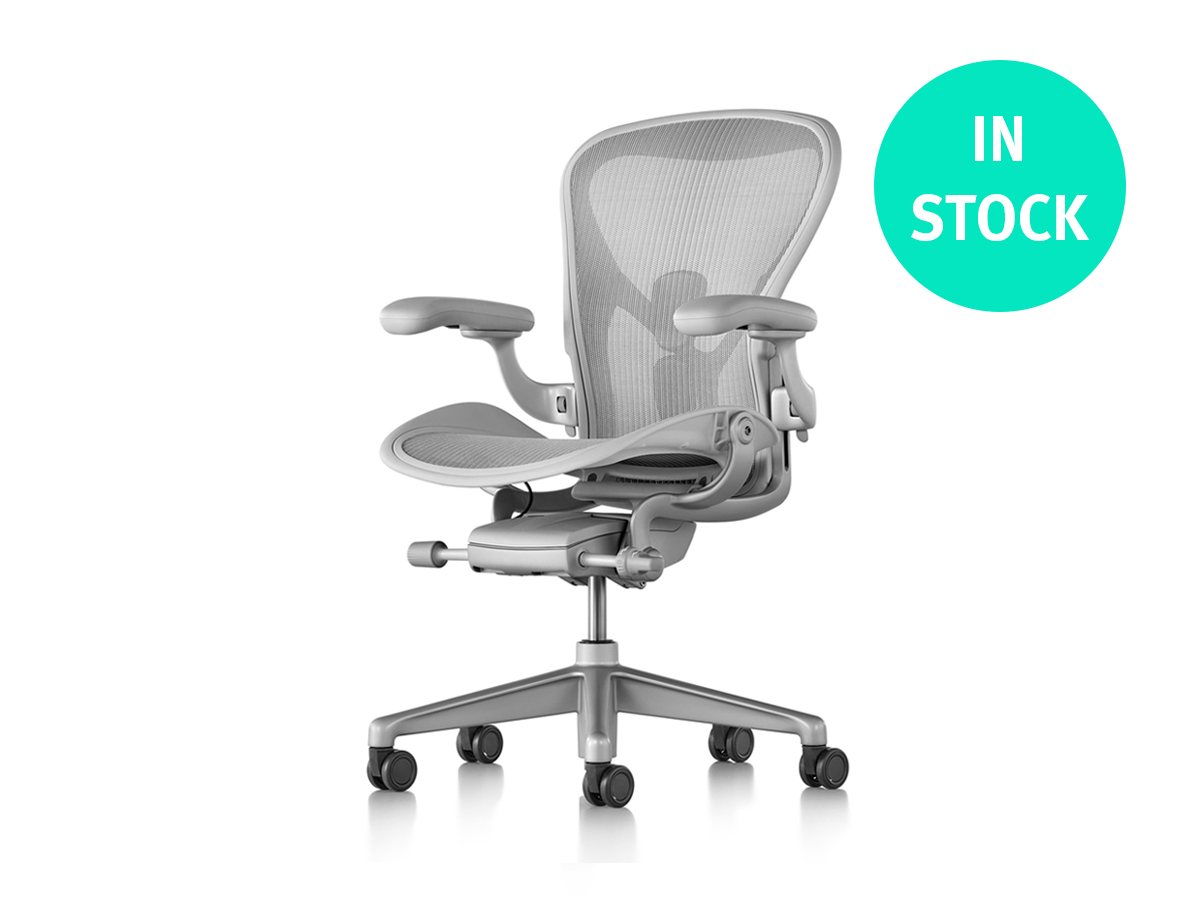Aeron Office Chair - Mineral