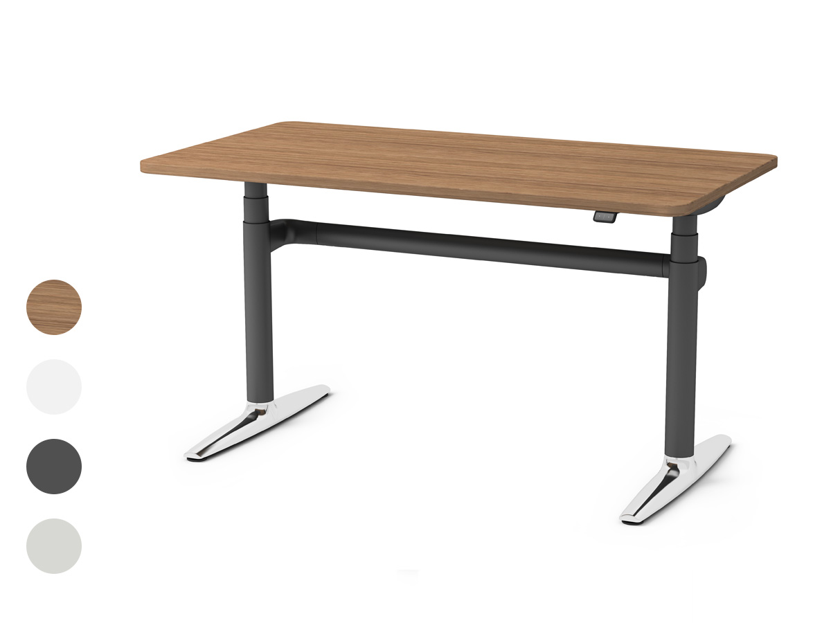 Atlas Sit-Stand Desk - Polished