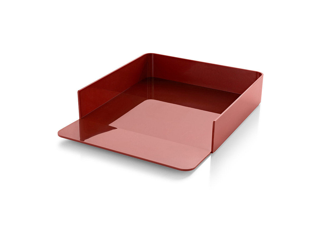 Formwork Paper Tray - Terracotta