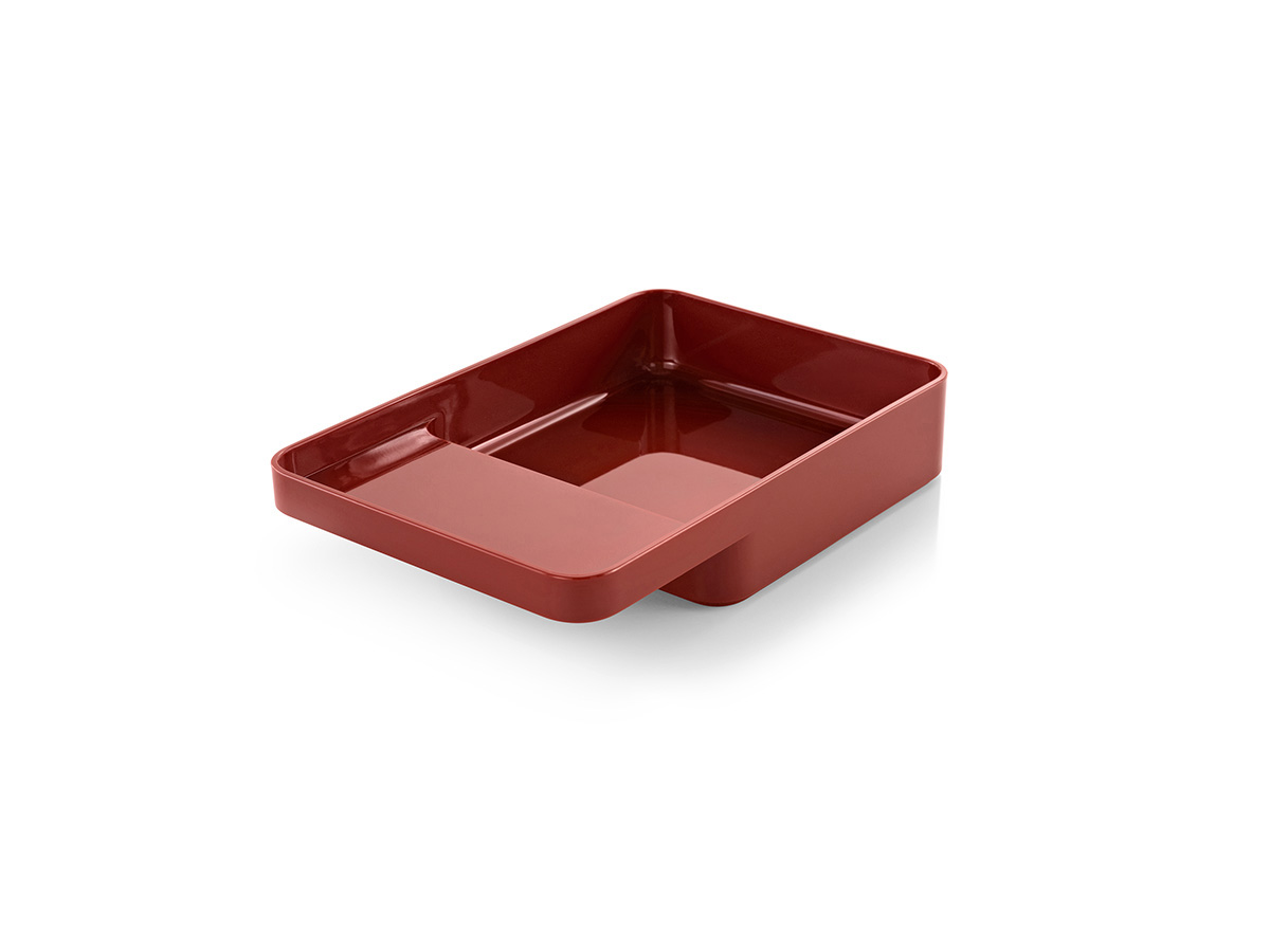 Formwork Pen Tray - Terracotta