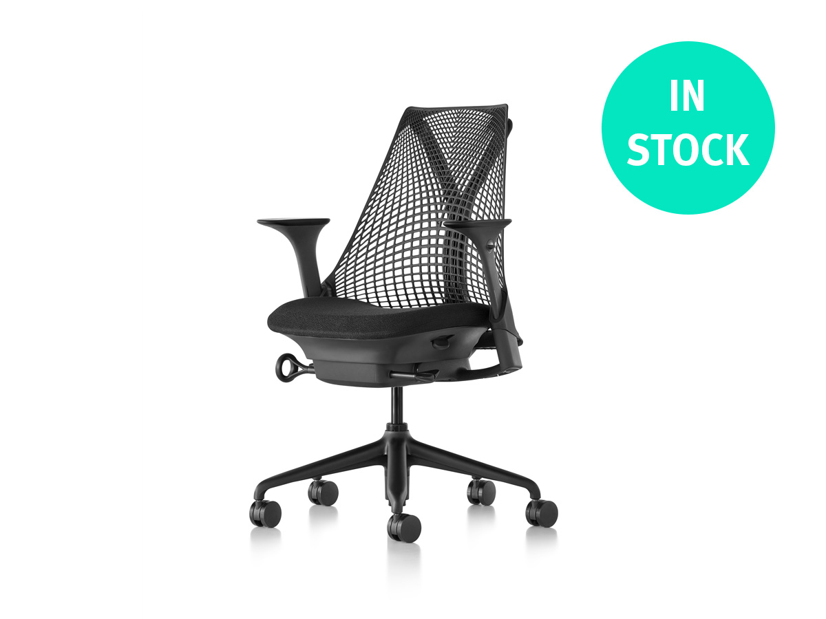 Sayl Chair - Black