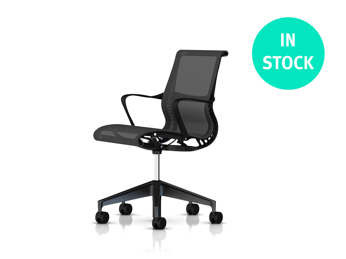 Setu Office Chair - Graphite