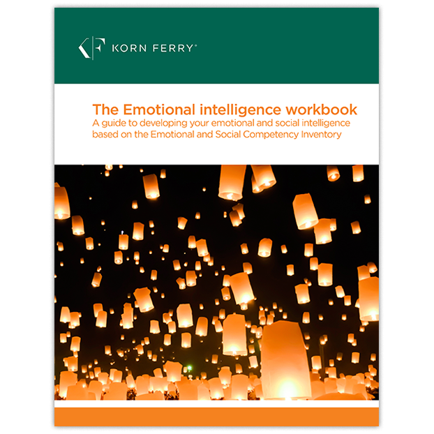 Emotional Intelligence Workbook (ESCI) - 10 Pack