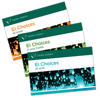 Emotional Intelligence Choices Card Deck – 4 pack