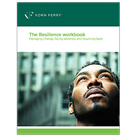 Resilience Workbook  Managing Change
