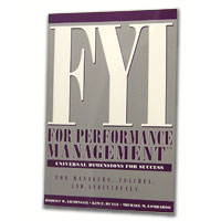 FYI for Performance Management™ Book with Companion CD