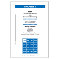YOU: Chapter on Being more effective in your MBTI® Type (5-pack)