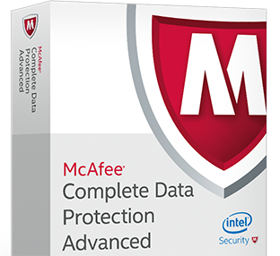 McAfee Complete Data Protection—Advanced
