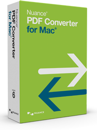 PDF Converter for Mac, version 6