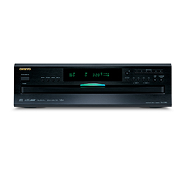 DX-C390 6 Disc CD Changer