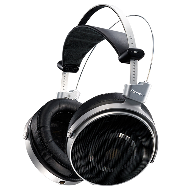 SE-Master1 High-resolution stereo headphones for the discerning audiophile