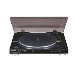 PL-990 Fully Automatic Turntable