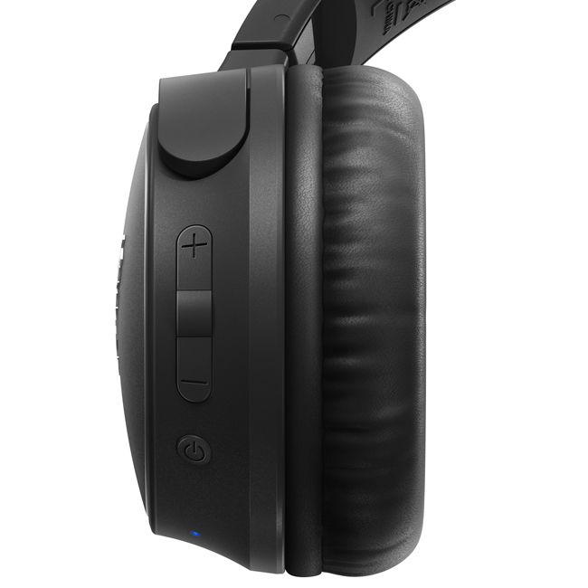 SES3BTB Wireless Stereo Headphones (Black)