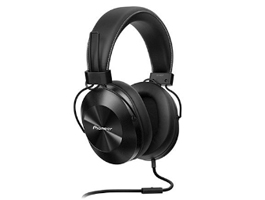 SE-MS5TK Hi-Res Stereo Wired Headphones (Black)