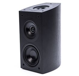 ELITE SP-EBS73-LR Dolby Atmos® Enabled Concentric Compact Speakers designed by Andrew Jones (pair)