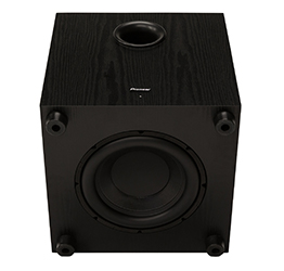 SW-10 400-Watt Powered Subwoofer