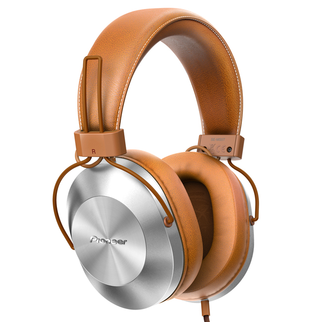 SE-MS5TT Hi-Res Stereo Wired Headphones (Tan)