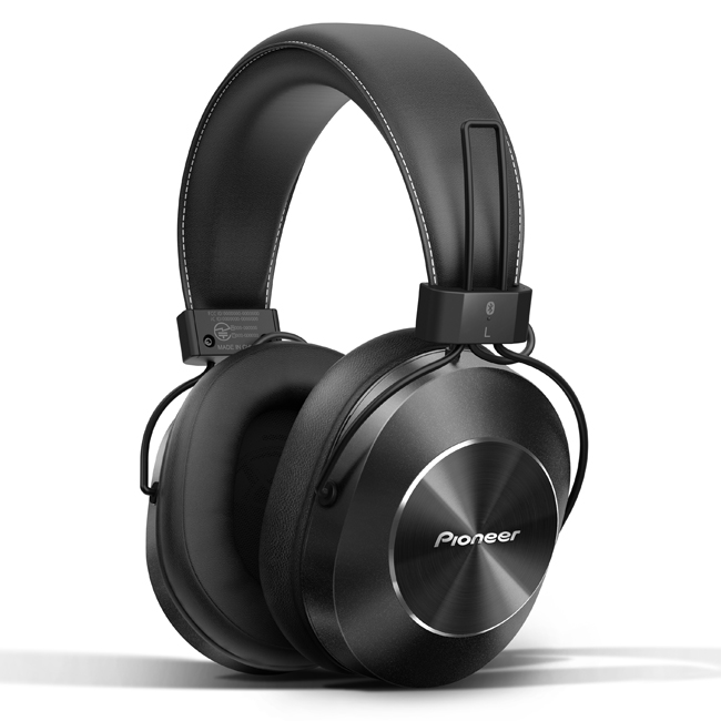 SE-MS7BTK Wireless/Wired Stereo Headphone (Black)