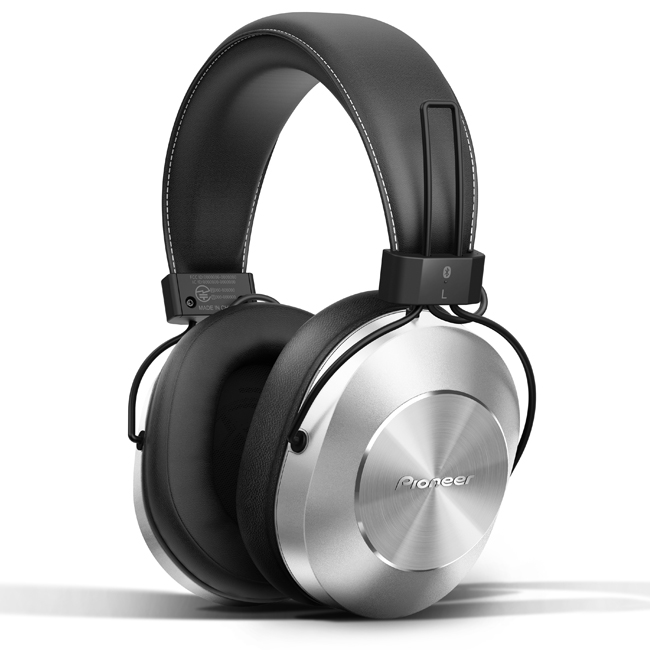 SE-MS7BTS Wireless/Wired Stereo Headphone (Silver)