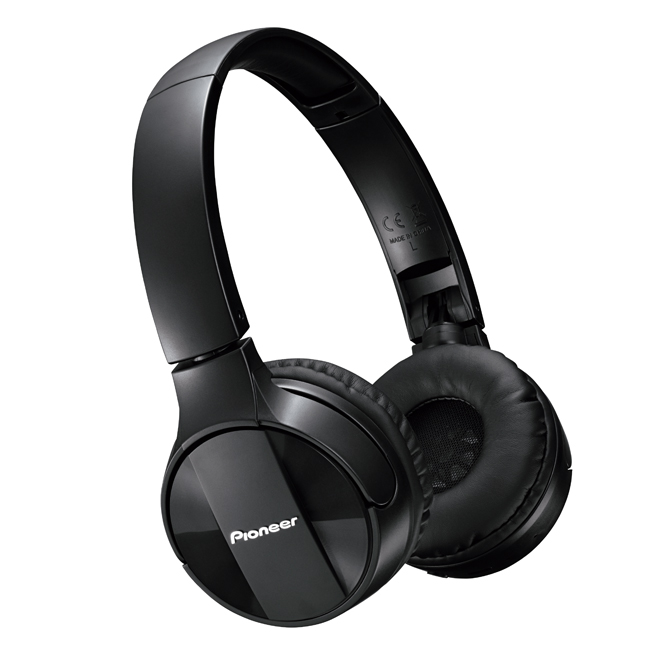 SEMJ553BTK Wireless Stereo Headphones (Black)