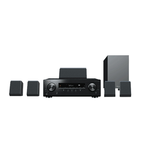 HTP-076 5.1-Channel Home Theater Package