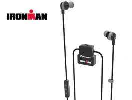SE-IM5BT-H IRONMAN<sup>®</sup> Wireless Sports Earphones (Gray)