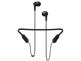 SEC7BTB In-Ear Wireless Neckband Design Headphone (Black)