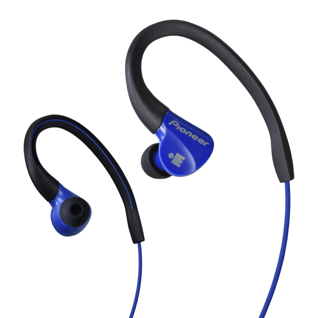 SE-E3M-L IRONMAN<sup>®</sup> Sports Earphones (Blue)