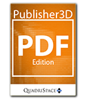 QuadriSpace Publisher3D PDF Edition
