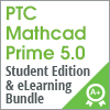 PTC Mathcad Prime 5.0 Student Edition & eLearning Bundle