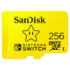 SanDisk microSDXC Card for Nintendo - 256GB