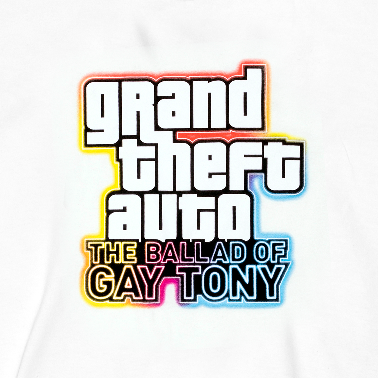 The Ballad Of Gay Tony Tee