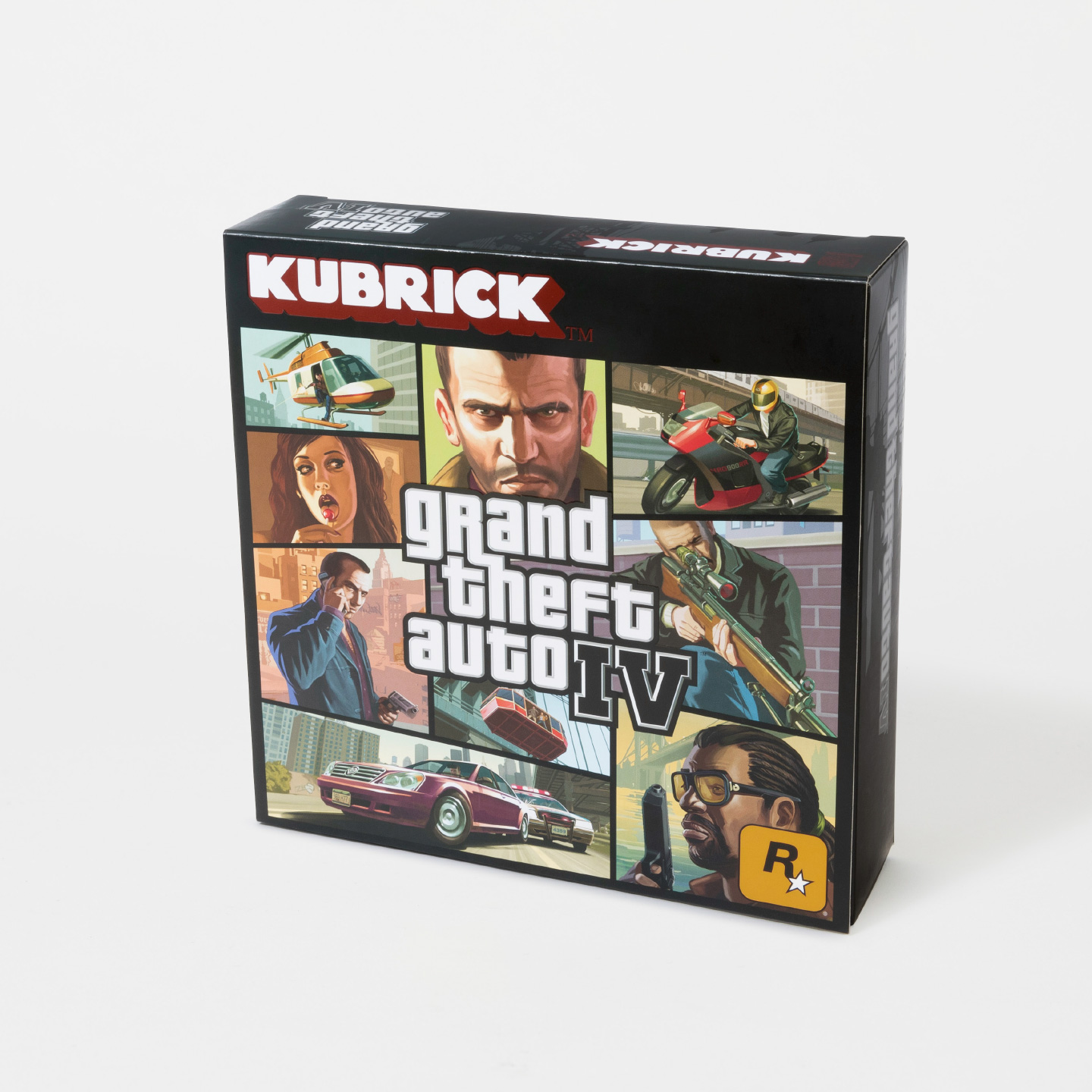 Grand Theft Auto IV Kubrick Set