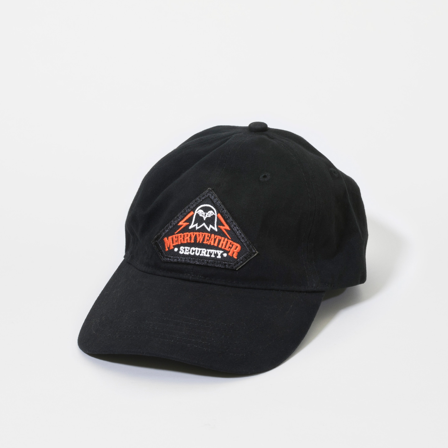 Black Merryweather Security Cap