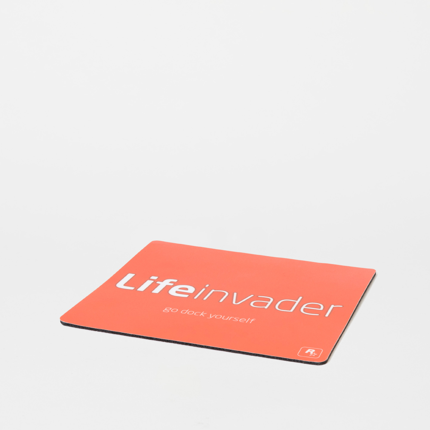 Lifeinvader Mouse Pad