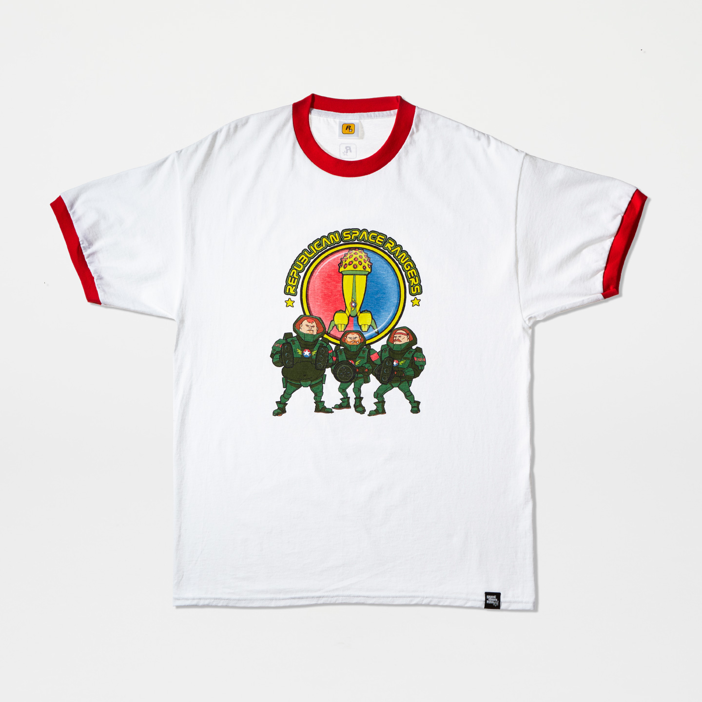 Republican Space Rangers Tee