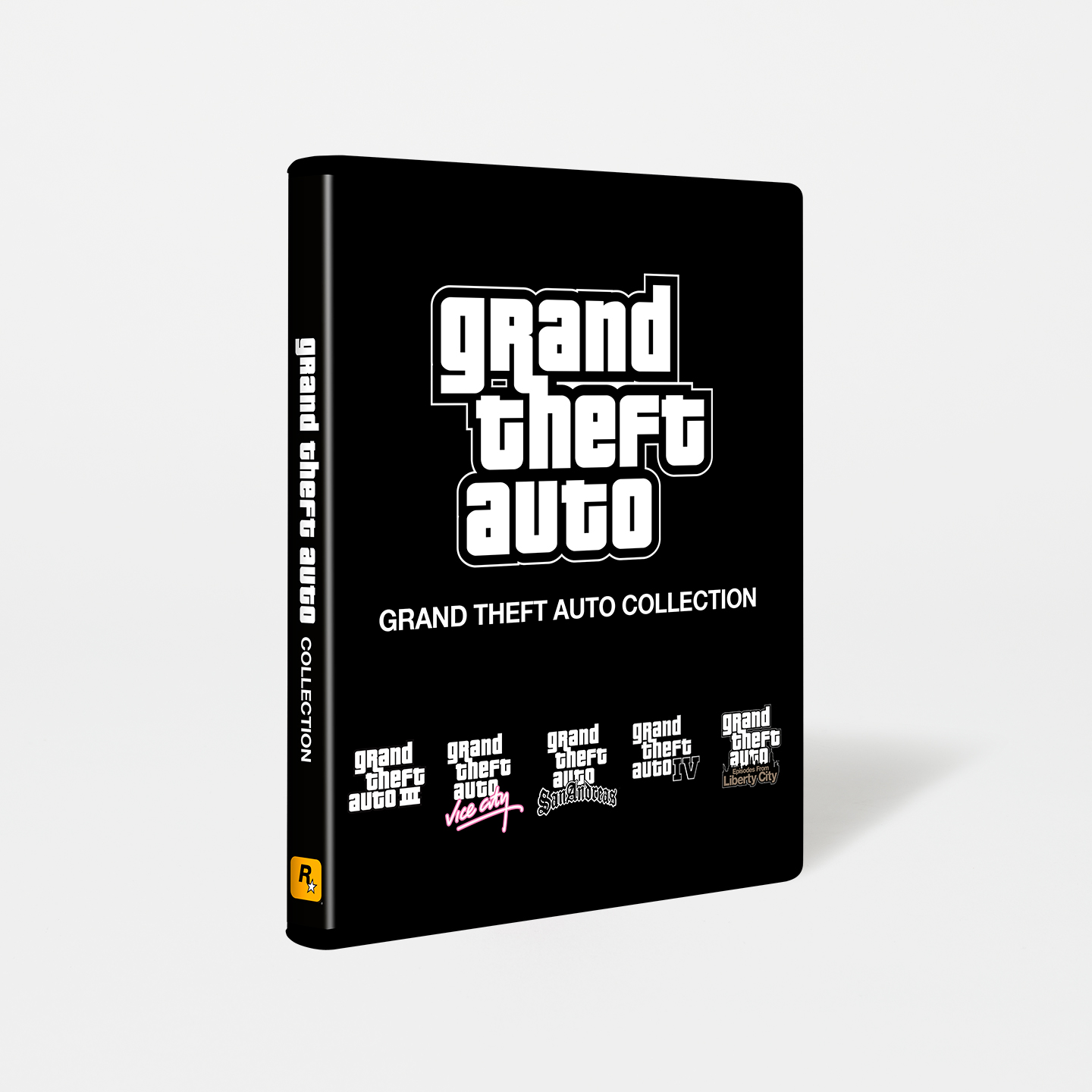 Grand Theft Auto Complete Collection