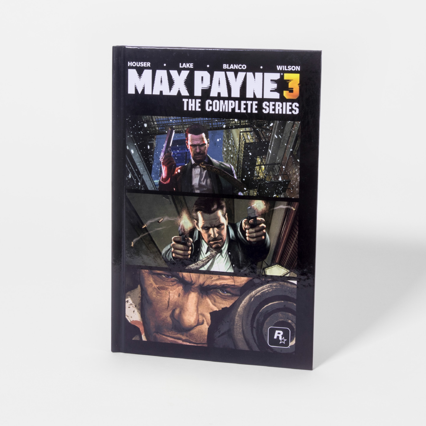 Max Payne 3 Graphic Novel